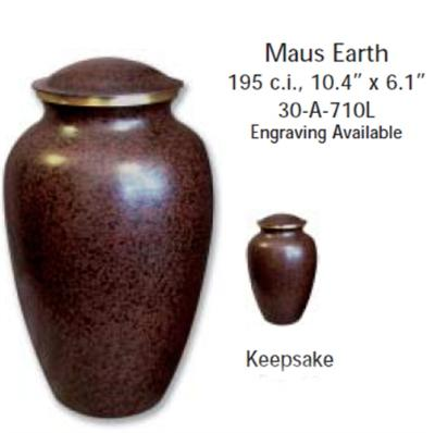 30-A-710L Maus Earth
